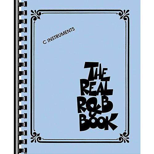 Hal Leonard The Real R&B Book - C Edition Fake Book thumbnail