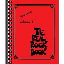 Hal Leonard The Real Rock Book - Vol. 1