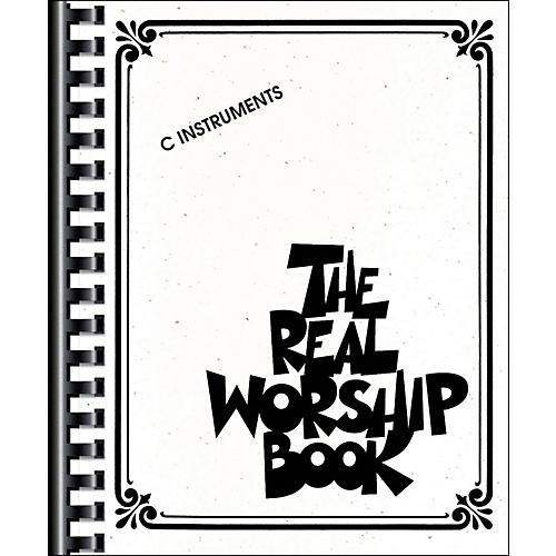 Hal Leonard The Real Worship Book - Fake Book thumbnail
