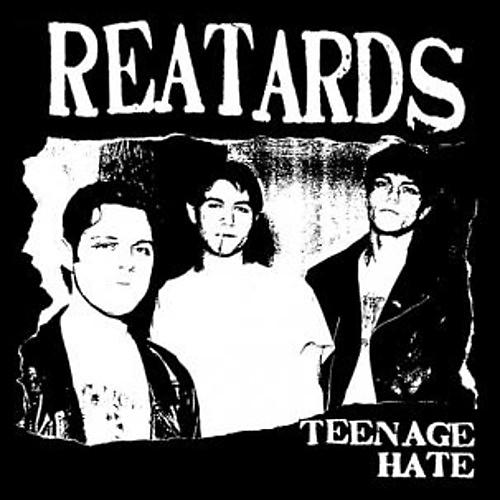 Alliance The Reatards - Teenage Hate/Fuck Elvis Heres The Reatards thumbnail