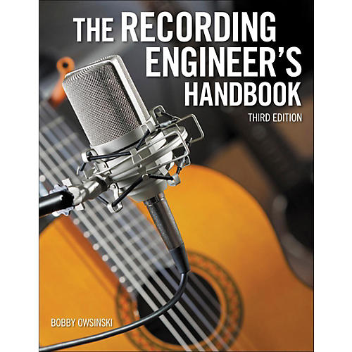Cengage Learning The Recording Engineer's Handbook Book 3rd Edition thumbnail