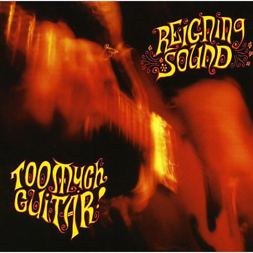 Alliance The Reigning Sound - Too Much Guitar thumbnail
