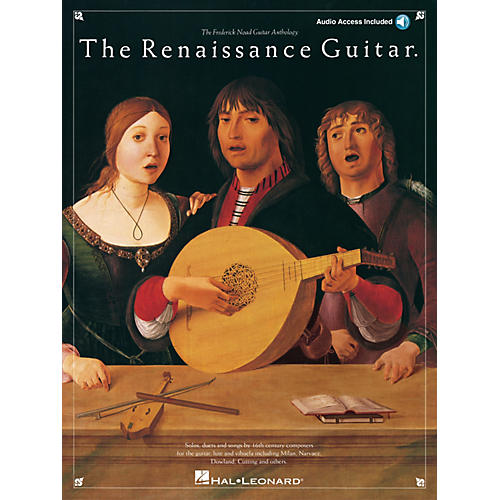 Music Sales The Renaissance Guitar Music Sales America Series Softcover with CD thumbnail