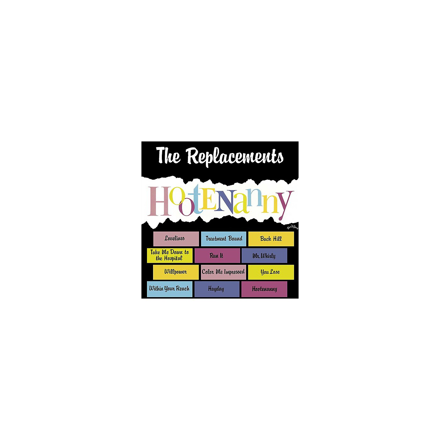 Alliance The Replacements - Hootenany thumbnail