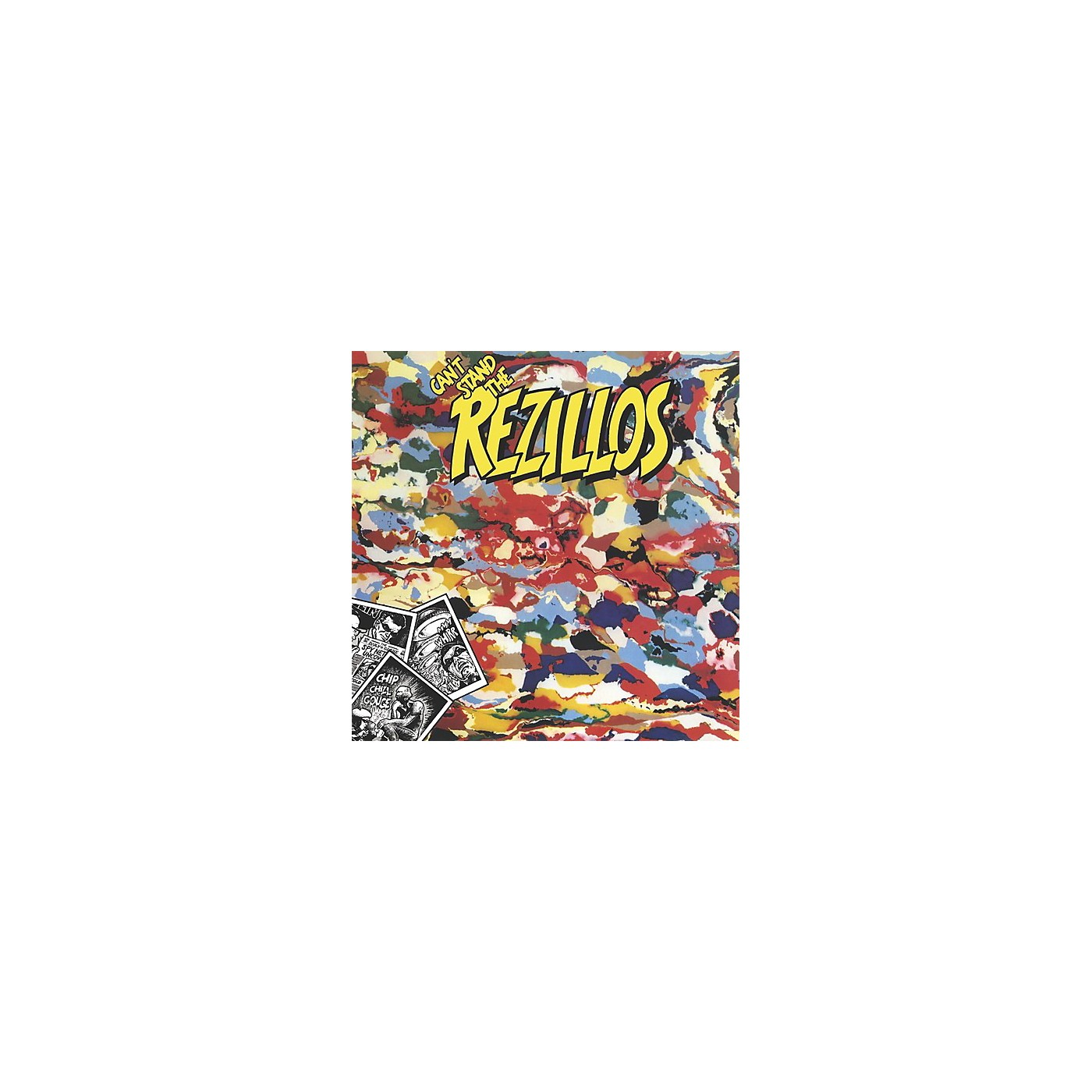 Alliance The Rezillos - Can't Stand The Rezillos thumbnail