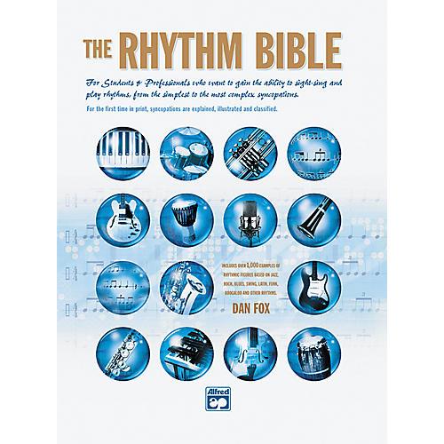 Alfred The Rhythm Bible Book thumbnail