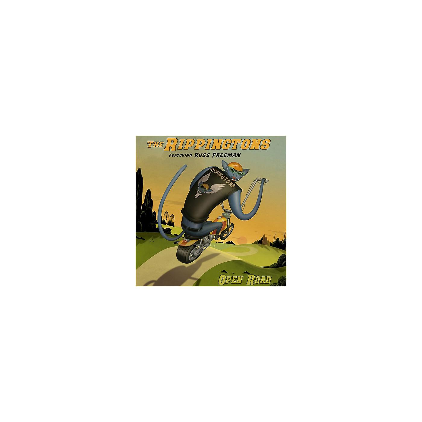Alliance The Rippingtons - Open Road (CD) thumbnail