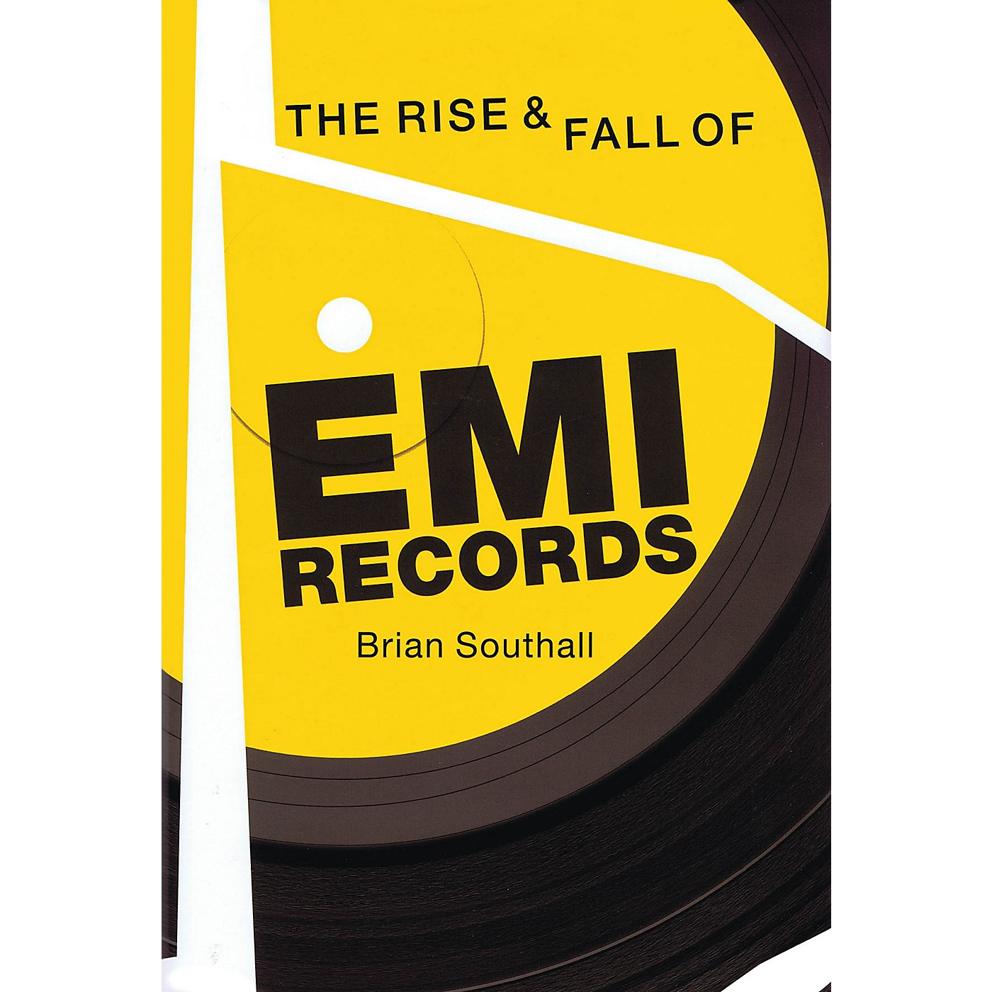 Omnibus The Rise and Fall of EMI Records Omnibus Press Series Hardcover thumbnail