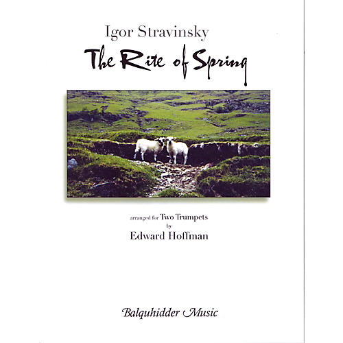 Carl Fischer The Rite Of Spring Book thumbnail