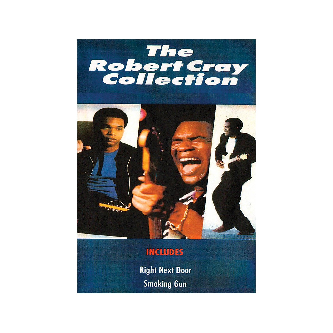 MVD The Robert Cray Collection Live/DVD Series DVD Performed by Robert Cray thumbnail
