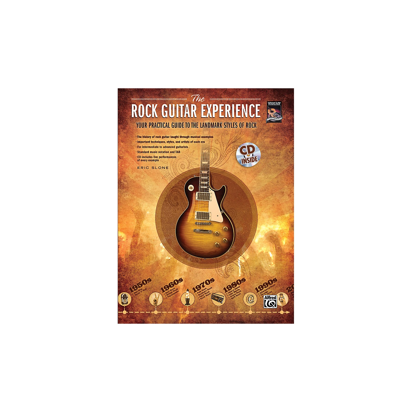 Alfred The Rock Guitar Experience (Book/CD) thumbnail