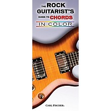 Carl Fischer The Rock Guitarist's Guide to Chords Book