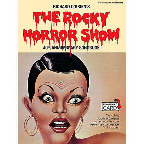 Music Sales The Rocky Horror Picture Show - 40th Anniversary Piano/Vocal Selections Book/Online Audio thumbnail