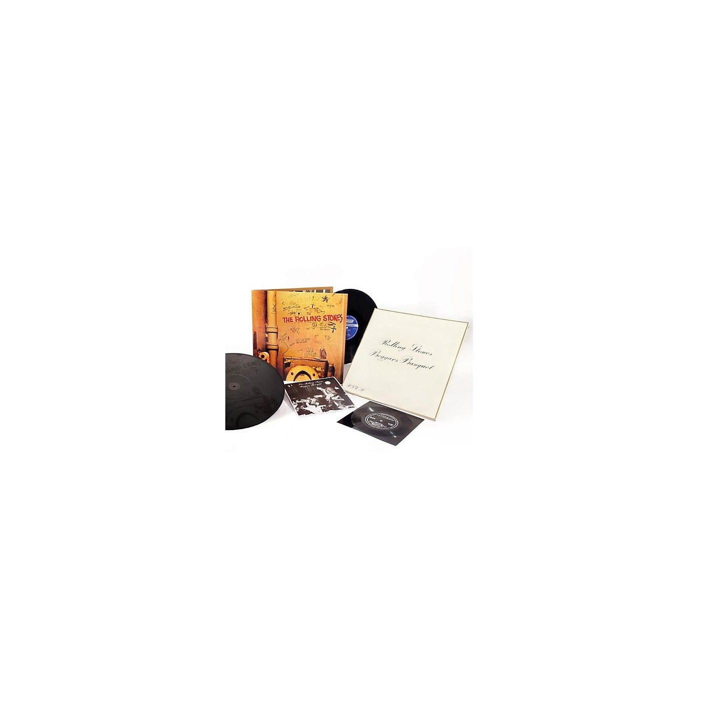 Alliance The Rolling Stones - Beggars Banquet (50th Anniversary Edition) thumbnail