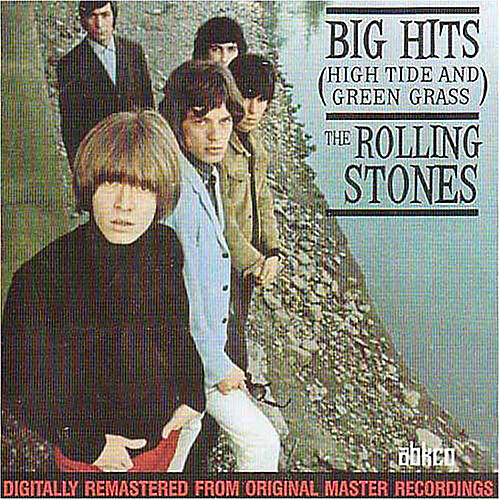 Alliance The Rolling Stones - Big Hits: High Tide & Green Grass thumbnail