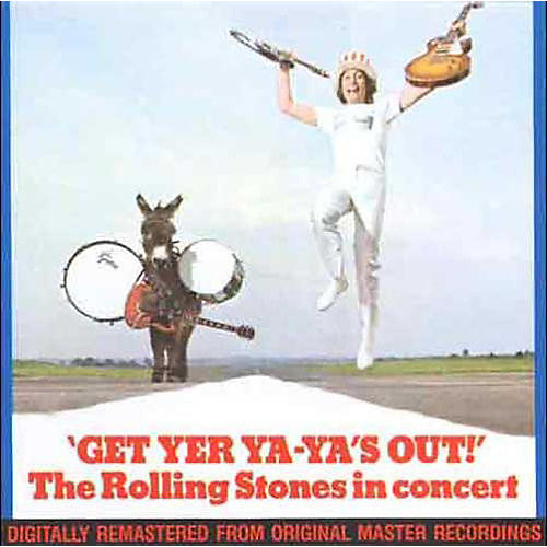 Alliance The Rolling Stones - Get Yer Ya-Ya's Out! thumbnail