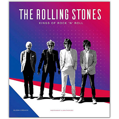 Hal Leonard The Rolling Stones - Kings of Rock N Roll thumbnail