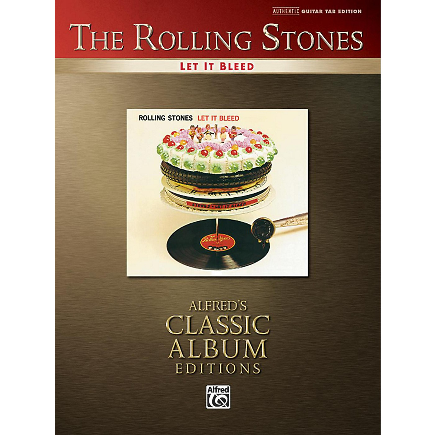 Alfred The Rolling Stones - Let It Bleed Guitar TAB Book thumbnail