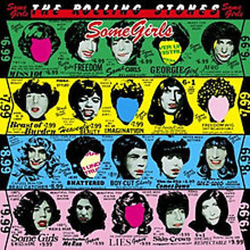 Alliance The Rolling Stones - Some Girls thumbnail
