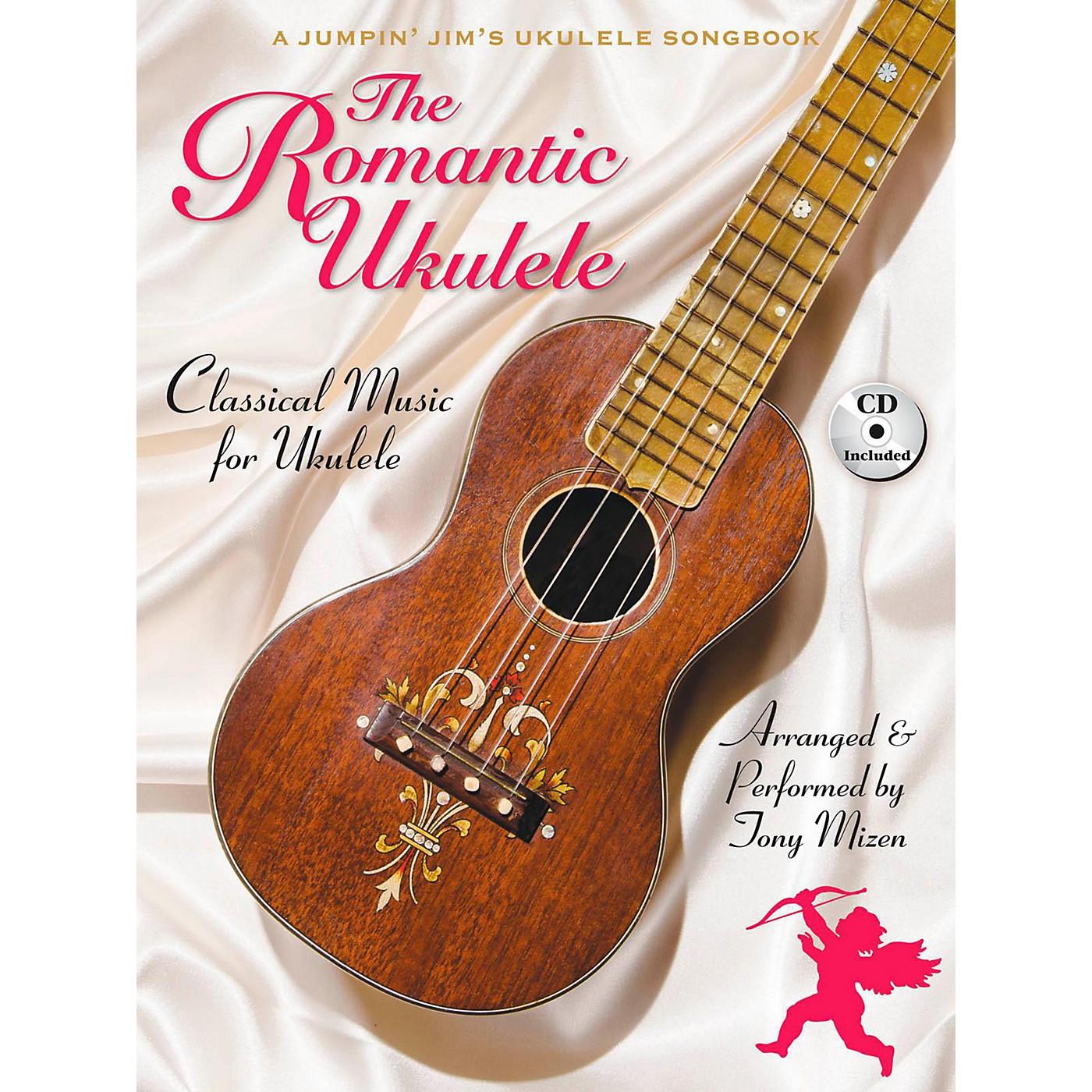 Hal Leonard The Romantic Ukulele: Classical Music for Ukulele Book/CD thumbnail