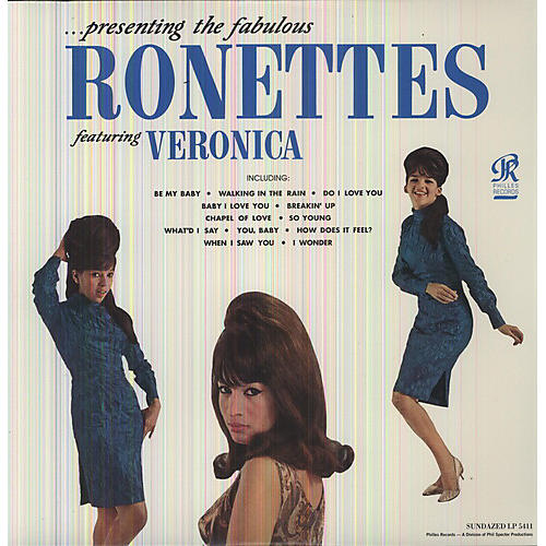 Alliance The Ronettes - Presenting the Fabulous Ronettes thumbnail