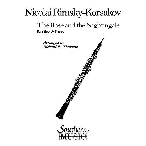 Southern The Rose and the  Nightingale (Oboe) Southern Music Series Arranged by Richard Thurston thumbnail