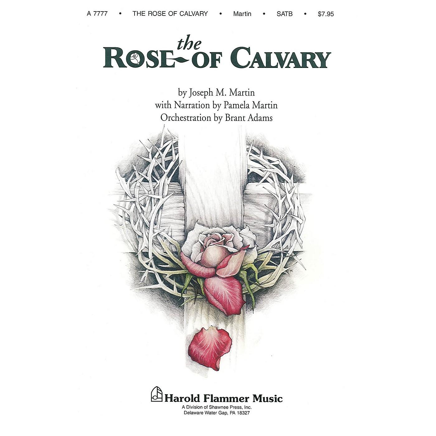 Shawnee Press The Rose of Calvary (Preview Pak (Book/CD)) PREV CD PAK composed by Joseph M. Martin thumbnail