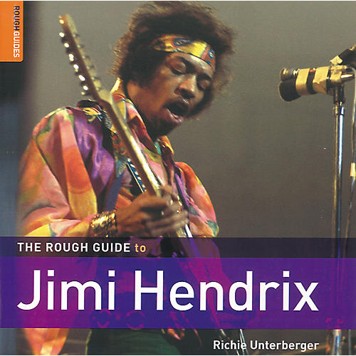 Alfred The Rough Guide to Jimi Hendrix (Book) thumbnail