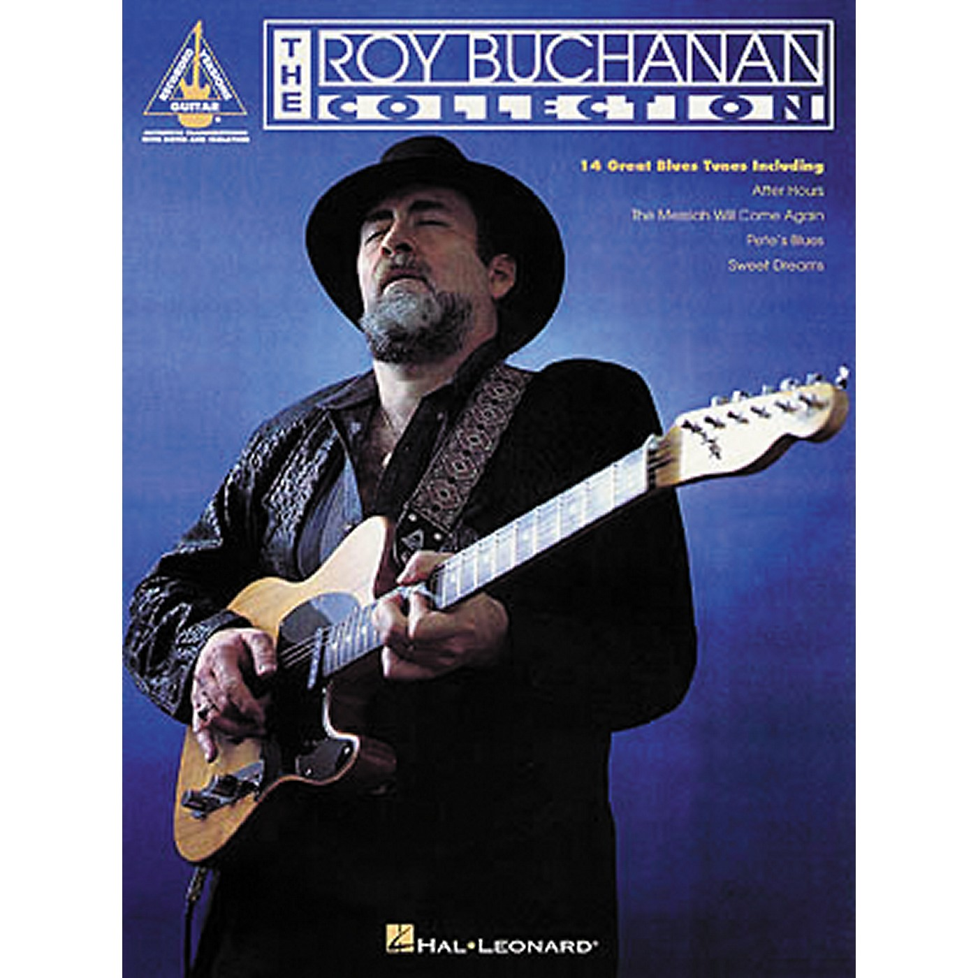 Hal Leonard The Roy Buchanan Collection Guitar Tab Songbook thumbnail