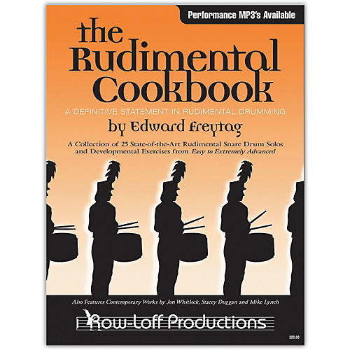 Row-Loff The Rudimental Cookbook thumbnail