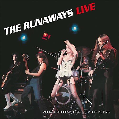 Alliance The Runaways - Live: Agora Ballroom - Cleveland July 19,1976 thumbnail
