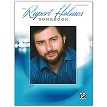 Alfred The Rupert Holmes Songbook Piano/Vocal/Guitar