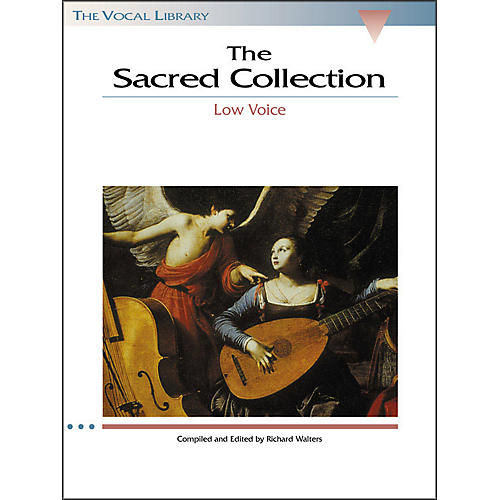 Hal Leonard The Sacred Collection for Low Voice (The Vocal Library Series)-thumbnail