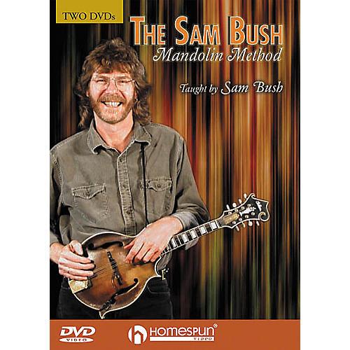 Homespun The Sam Bush Mandolin Method 2-Video Set (DVD) thumbnail
