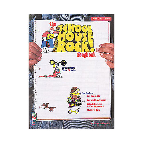 Cherry Lane The School House Rock Childrens Piano, Vocal, Guitar Songbook thumbnail