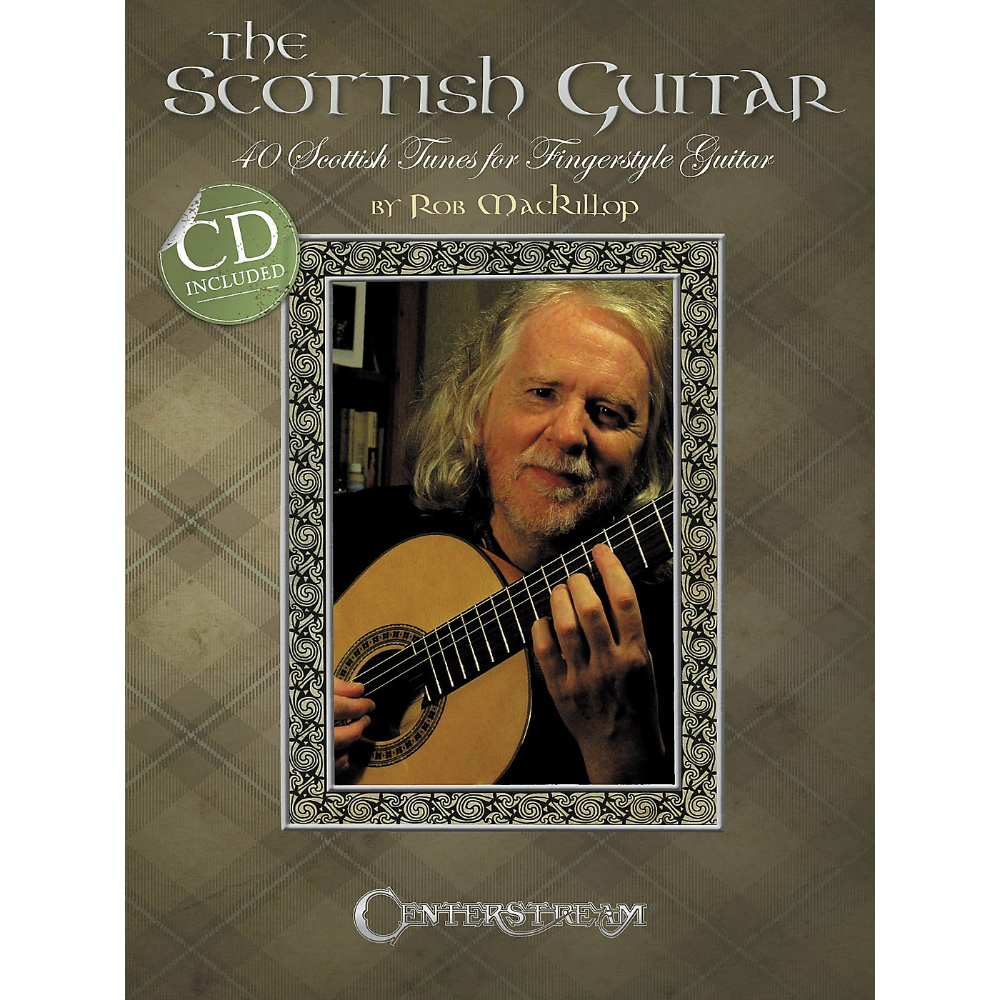 Centerstream Publishing The Scottish Guitar: 40 Scottish Tunes For Fingerstyle Guitar (Book/CD) thumbnail