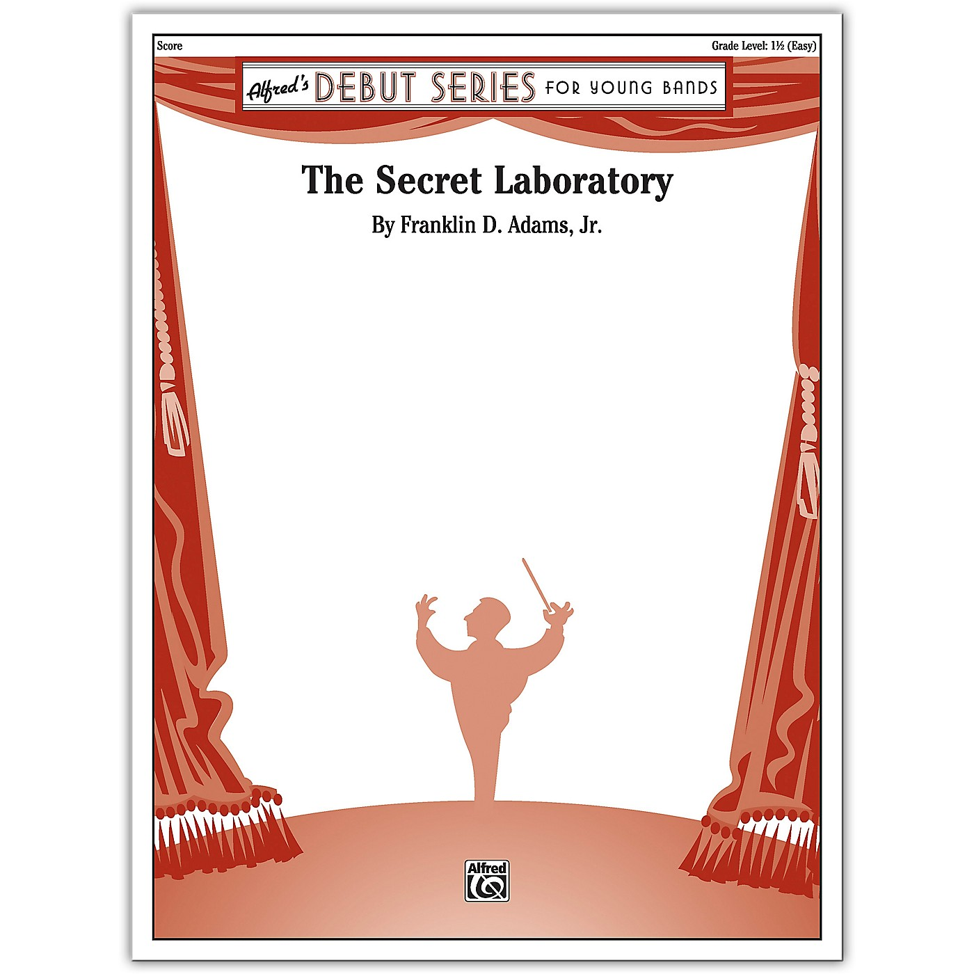 Alfred The Secret Laboratory Conductor Score 1.5 (Easy) thumbnail