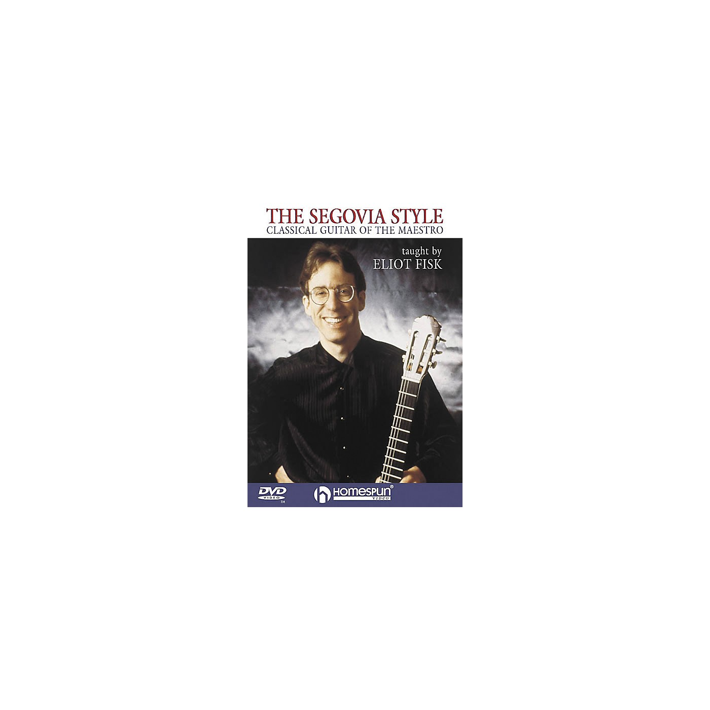 Homespun The Segovia Style (DVD) thumbnail