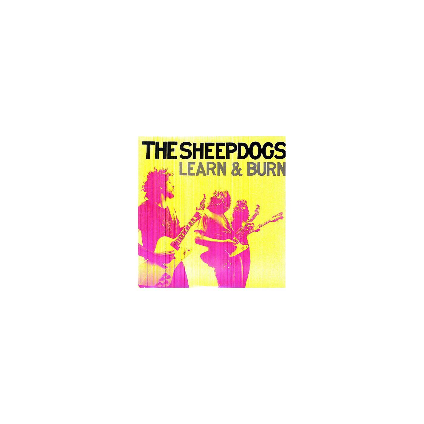 Alliance The Sheepdogs - Learn & Burn (Vinyl) thumbnail