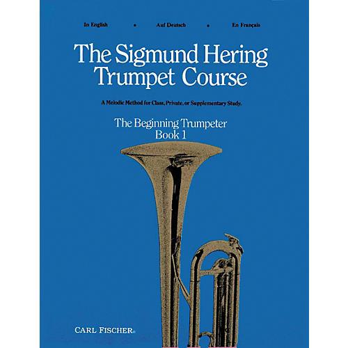 Carl Fischer The Sigmund Hering Trumpet Course Book-thumbnail