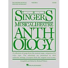 Hal Leonard The Singer's Musical Theatre Anthology: Tenor - Volume 6