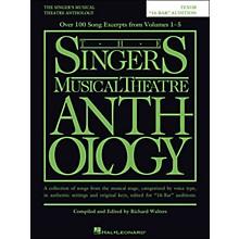 Hal Leonard The Singer's Musical Theatre Anthology Tenor 16 Bar Audition