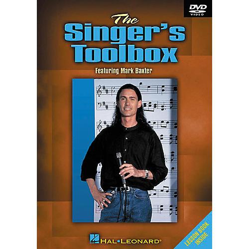 Hal Leonard The Singer's Toolbox (DVD) thumbnail