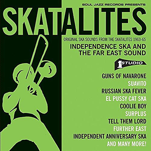 Alliance The Skatalites - Skatalites: Independence Ska & The Far East Sound thumbnail