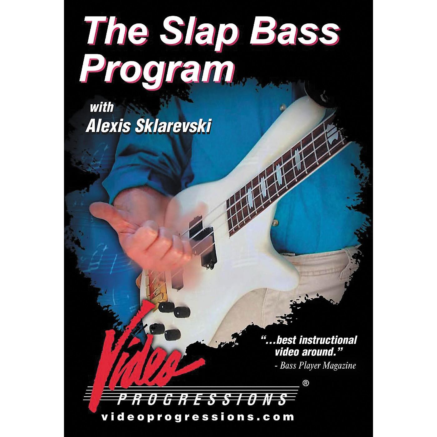 Hudson Music The Slap Bass Program DVD thumbnail
