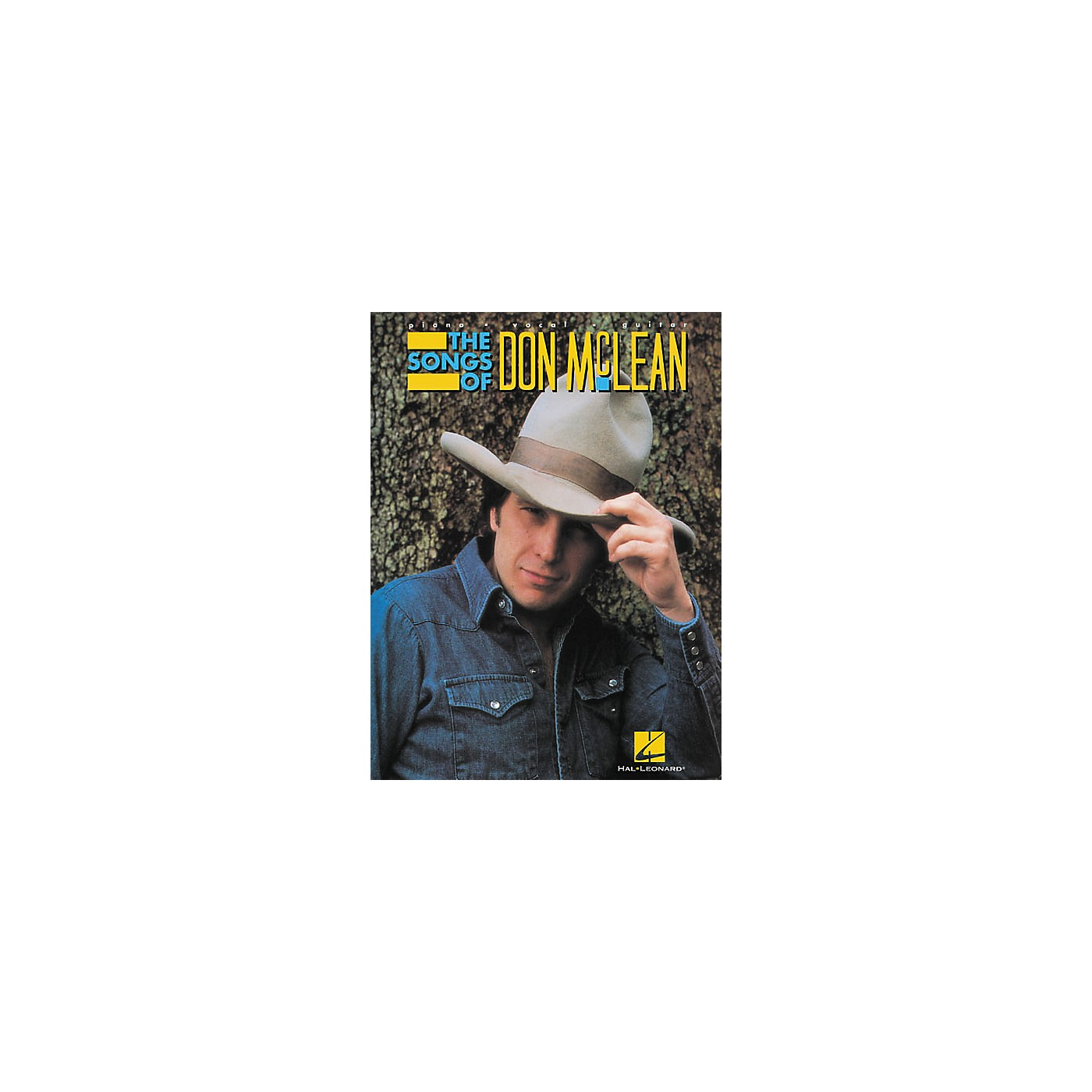 Hal Leonard The Songs of Don McLean Piano, Vocal, Guitar Songbook thumbnail