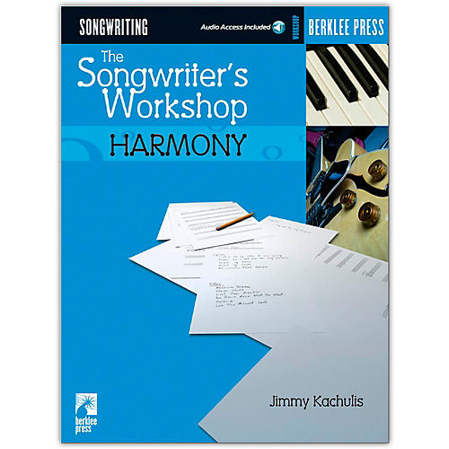 Hal Leonard The Songwriters Workshop Harmony Book/Online Audio thumbnail
