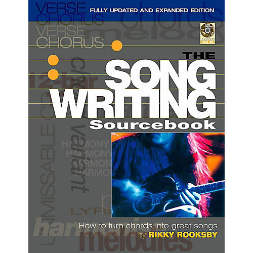 Backbeat Books The Songwriting Sourcebook - How to Turn Chords into Great Songs thumbnail