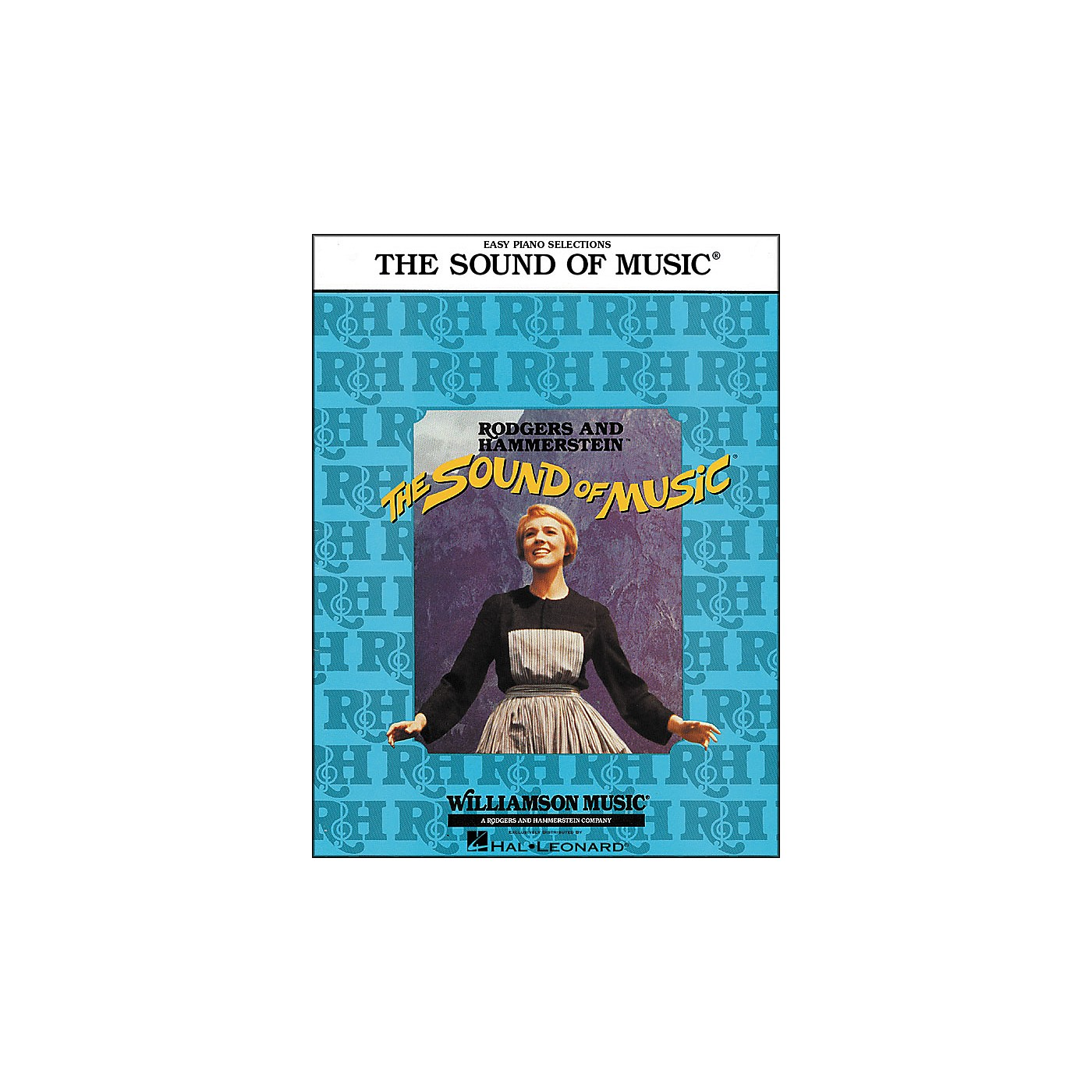 Hal Leonard The Sound Of Music Selections for Easy Piano thumbnail