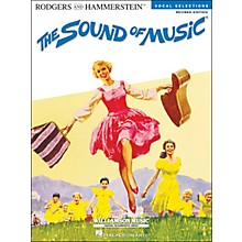 Hal Leonard The Sound Of Music Vocal Selections Revised Edition arranged for piano, vocal, and guitar (P/V/G)